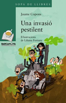 UNA INVASIÓ PESTILENT
