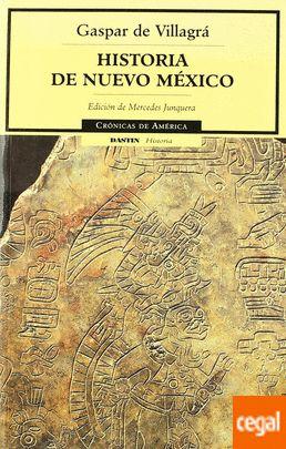 HISTORIA DE NUEVO MEXICO -CRONICAS DE AMERICA