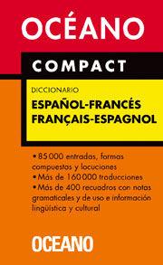 DICCIONARIO FRANCÉS-ESPAÑOL COMPACTO