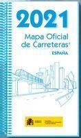 2021 MAPA OFICIAL DE CARRETERAS ESPAÑA [CAJA][+ DVD]
