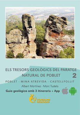 TRESORS GEOLOGICS DEL PARATGE NATURAL DE POBLET, ELS