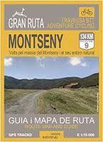 MONTSENY 1:75.000- VOLTA PEL MASSIS DEL MONTSENY I EL SEU ENTORN NATURAL -MONT EDITORIAL