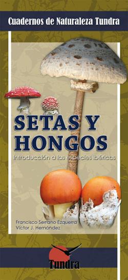 SETAS Y HONGOS [FICHA] -CUADERNOS DE NATURALEZA TUNDRA