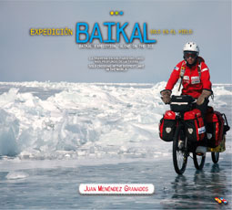 EXPEDICION BAIKAL, SOLO EN EL HIELO / BAIKAL EXPEDITION, ALONE ON THE ICE