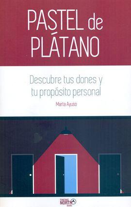 PASTEL DE PLATANO