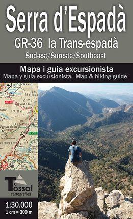 SERRA D'ESPADÀ [2 MAPES] -EL TOSSAL