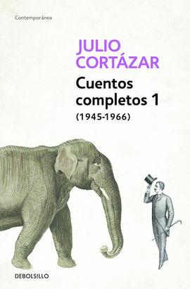 CUENTOS COMPLETOS 1 (1945-1966) [BOLSILLO]