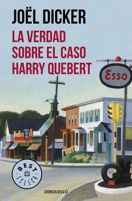 VERDAD SOBRE EL CASO HARRY QUEBERT, LA [BOLSILLO]