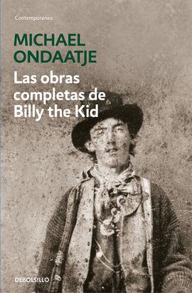 OBRAS COMPLETAS DE BILLY THE KID, LAS [BOLSILLO]