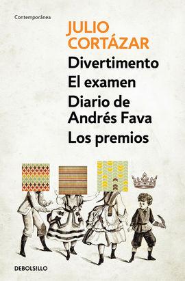 DIVERTIMENTO -EL EXAMEN -DIARIO DE ANDRÉS FAVA -LOS PREMIOS