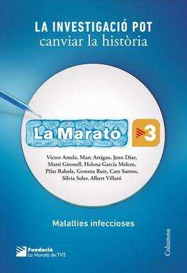 MALTALTIES INFECCIOSES - EL LLIBRE DE LA MARATÓ