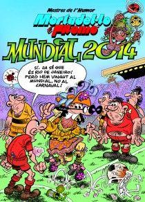 MESTRES DEL HUMOR 36. MUNDIAL 2014