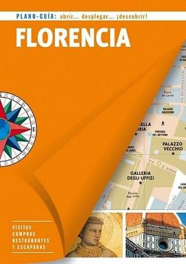 FLORENCIA. PLANO GUIA -EDICIONES B