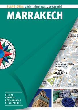 MARRAKECH. PLANO GUIA -EDICIONES B
