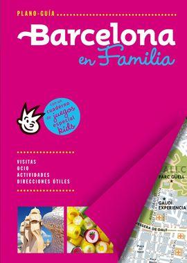 BARCELONA EN FAMILIA -PLANO-GU�A