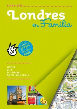 LONDRES EN FAMILIA -PLANO-GUÍA
