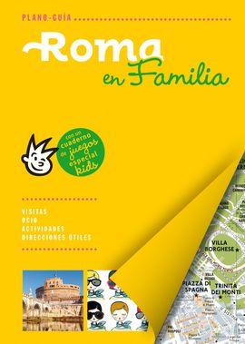 ROMA EN FAMILIA -PLANO GUÍA