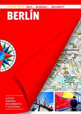 BERLIN. PLANO GUIA -EDICIONES B
