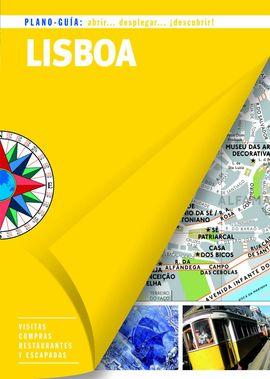 LISBOA. PLANO GUIA -EDICIONES B