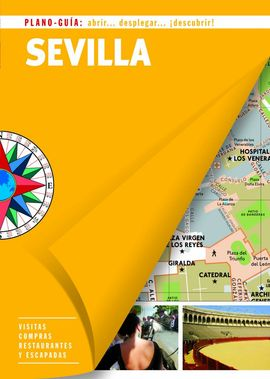 SEVILLA. PLANO GUIA -EDICIONES B