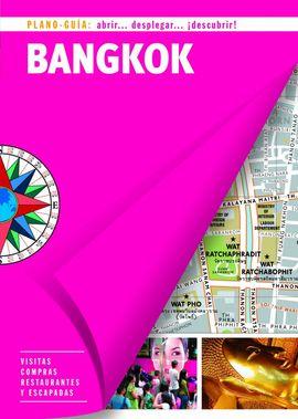 BANGKOK. PLANO GUIA -EDICIONES B