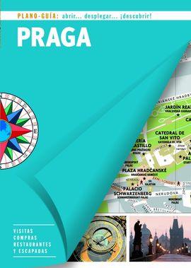 PRAGA. PLANO GUIA -EDICIONES B