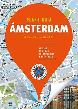 AMSTERDAM. PLANO GUIA -EDICIONES B