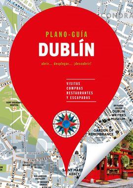 DUBLIN. PLANO GUIA -EDICIONES B