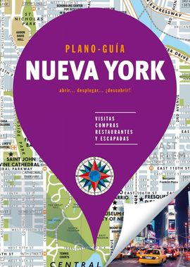 NUEVA YORK. PLANO GUIA -EDICIONES B