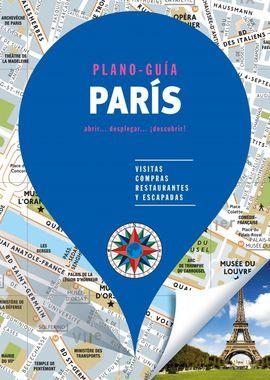 PARIS. PLANO GUIA -EDICIONES B