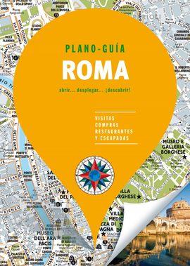 ROMA. PLANO GUIA -EDICIONES B