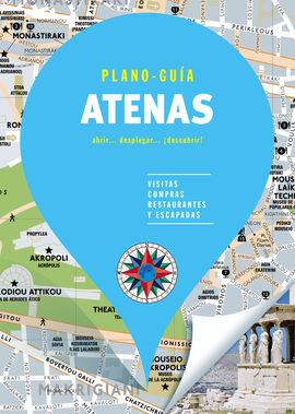 ATENAS. PLANO GUIA -EDICIONES B