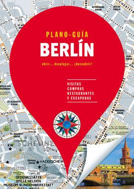 BERLÍN. PLANO GUIA -EDCIONES B