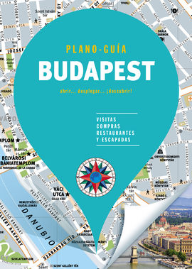 BUDAPEST. PLANO GUIA -EDICIONES B