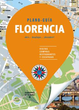 FLORENCIA. PLANO GUÍA -EDICIONES B