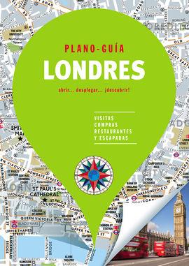 LONDRES. PLANO GUIA -EDICIONES B