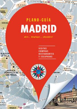 MADRID. PLANO GUIA -EDICIONES B