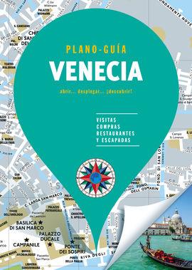 VENECIA. PLANO GUIA -EDICIONES B