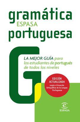 GRAMATICA PORTUGUESA ACTUALIZADA 2012