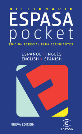 ESPAÑOL-INGLES -ESPASA POCKET