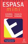 ESPAÑOL-FRANCES -ESPASA MINI
