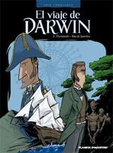 1. EL VIAJE DE DARWIN. PLYMOUTH - RIO DE JANEIRO