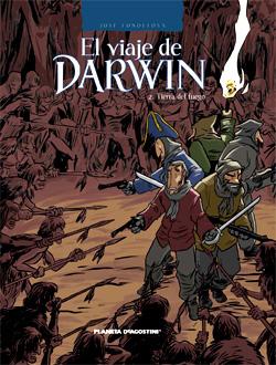 2. EL VIAJE DE DARWIN. TIERRA DE FUEGO