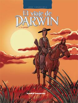 3. EL VIAJE DE DARWIN. LA PAMPA