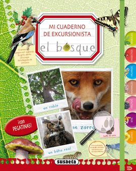 AL BOSQUE -MI CUADERNO EXCURSIONISTA