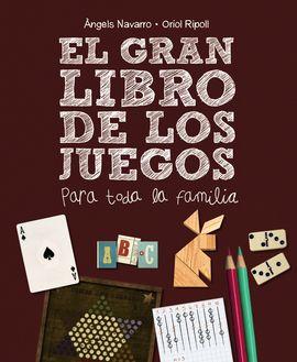 GRAN LIBRO DE LOS JUEGOS, EL