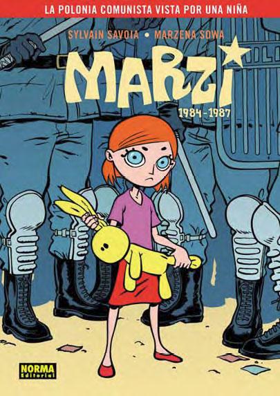MARZI (1984-1987)