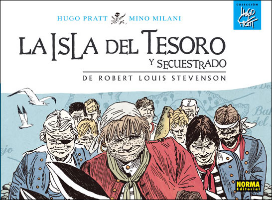 ISLA DEL TESORO Y SECUESTRADO, LA [CAS]