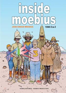INSIDE MOEBIUS TOMO 3 DE 3