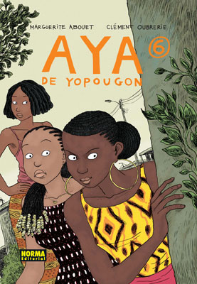 AYA DE YOPOUGON 6
